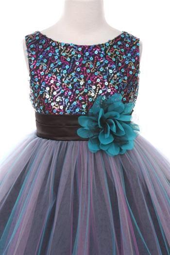 0b3fabb22a73 Dievčenské spoločenské šaty Chantal ⋆ Detskesaty