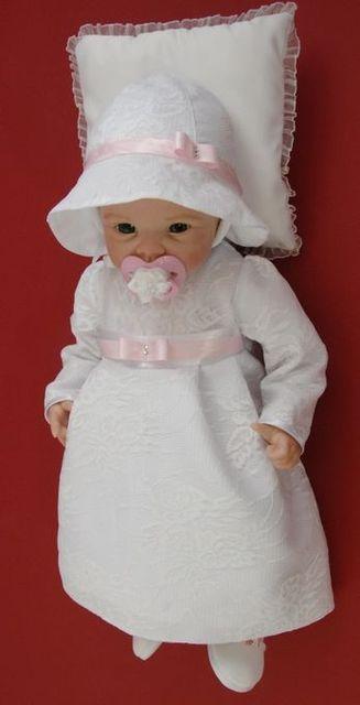 suprava pre dievcatko na krst