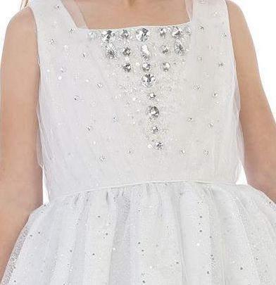 Šaty pre dievčatá na prijímanie č. 6 ⋆ Detskesaty faa3bad09ad