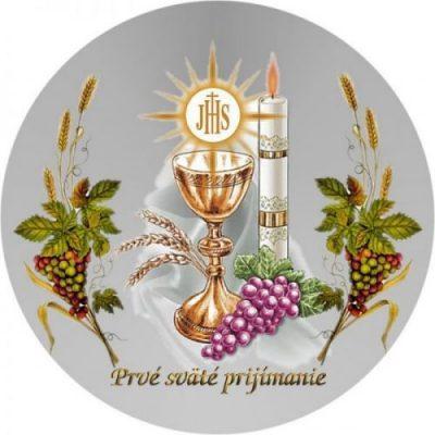 Prvé sväté prijímanie. Čo je prvé sväté prijímanie?