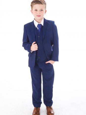 oblek-modry-pre-chlapca